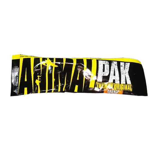 Animal pak orange flavour - Sample