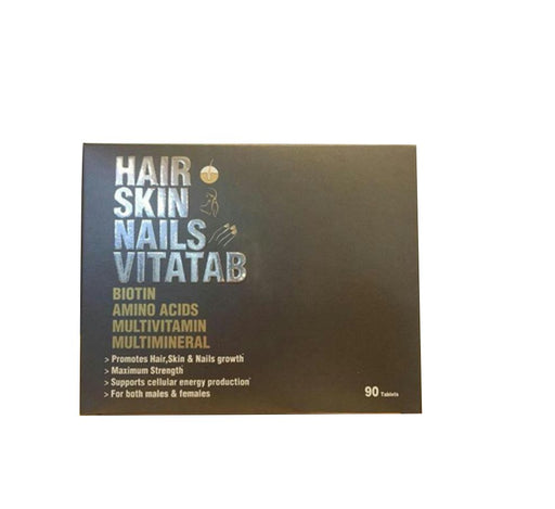 Hair Skin Nails Vitatab, 90 Tablets