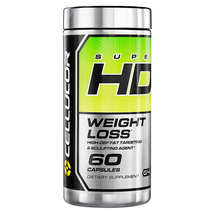 CELLUCOR SUPER HD-60 Capsules