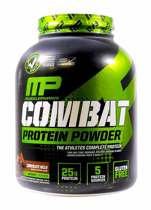 Muscle Pharm Combat Protein Powder - fitness trends