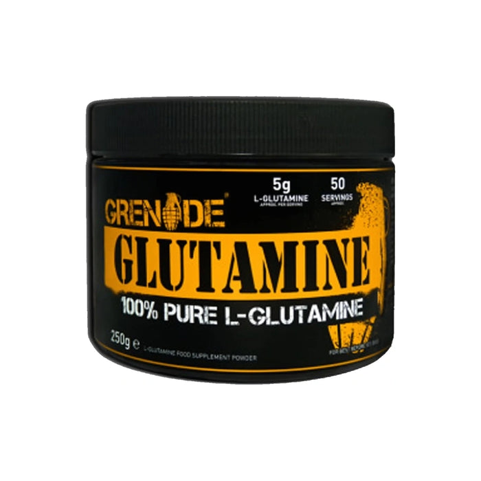 Grenade Glutamine, 250g-50 servings