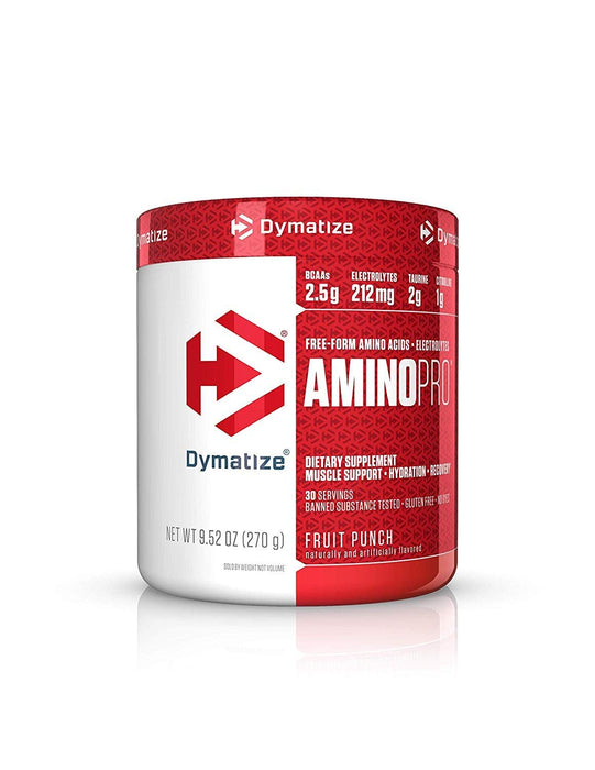 Dymatize AMINO PRO PLUS ENERGY 9.52 OZ Gluten Free, Pre and Post Workout