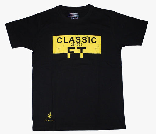 Classic FT Round Neck Gym Tee