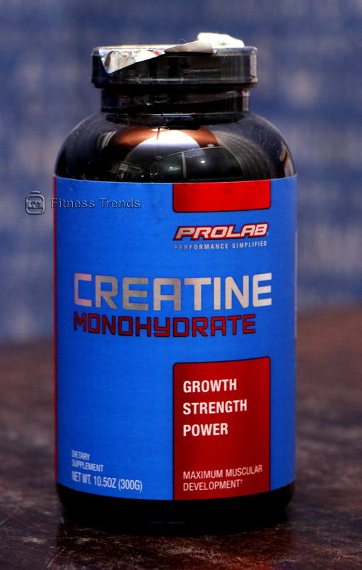 PROLAB Creatine Monohydrate - fitness trends