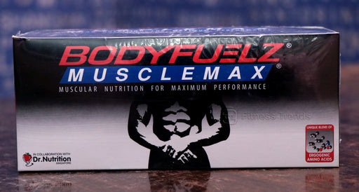 BodyFuelz Musclemax 45 * 5g - fitness trends