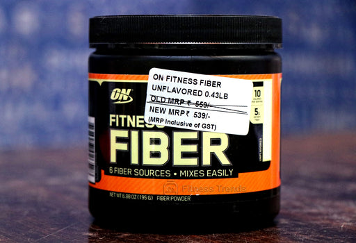 Optimum Nutrition (ON) Fitness Fiber, 195 g - fitness trends