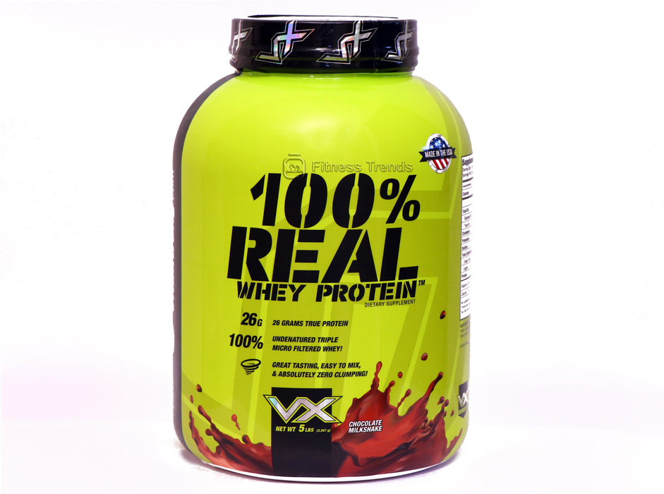 VitaXtrong 100% Real Whey Protein - fitness trends