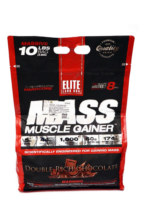 Elite Labs Usa Mass Muscle Gainer - fitness trends