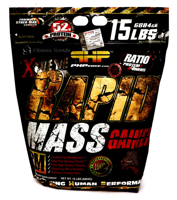 PHP Rapid Mass Gainer - fitness trends