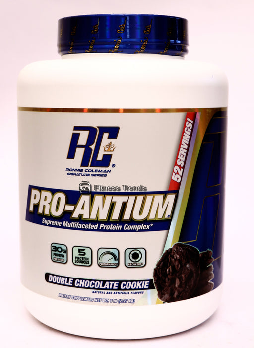 RONNIE COLEMAN Pro Antium - fitness trends