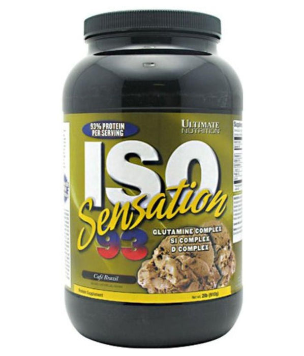 Ultimate Nutrition-ISO Sensation 2lbs