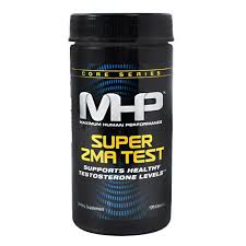 MHP-Super ZMA Test-120 Tablets