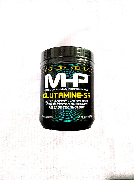 MHP-Glutamine-SR 50-Servings