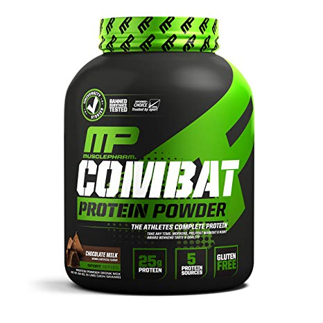 MP-Combat Protein Powder 4 Lbs