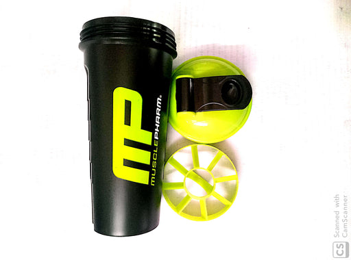 Muscle Pharma Branded Protein Shaker