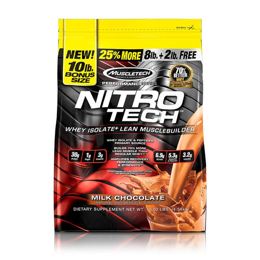 Muscletech Performance Series Nitrotech - fitness trends