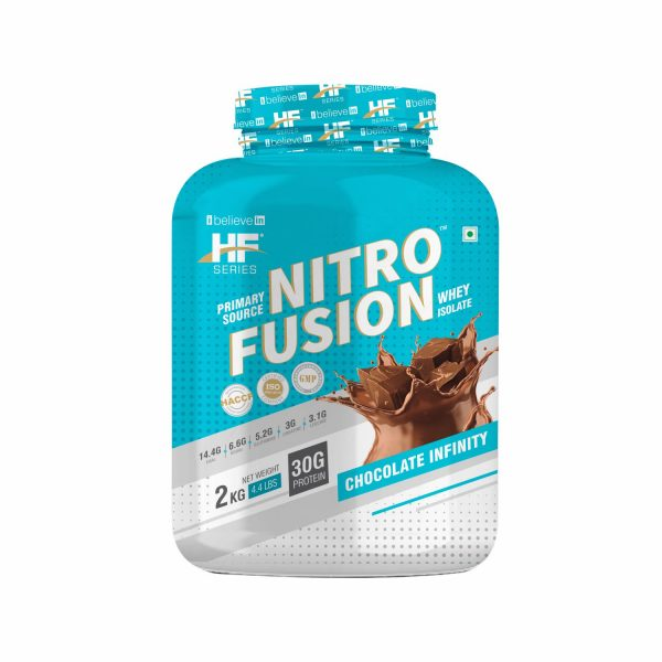HF Series NitroFusion WHEY ISOLATE – 2Kg