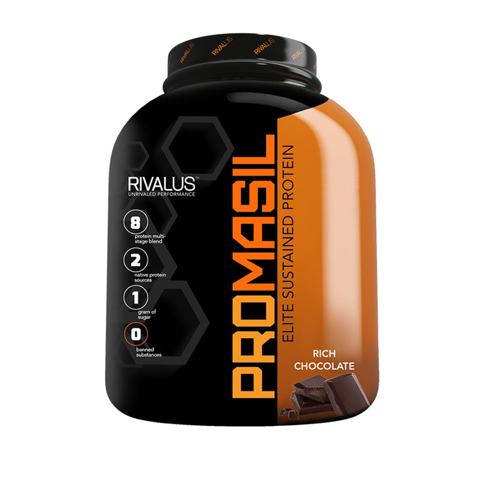 RIVALUS UNRIVALED PERFORMANCE-PROMASIL