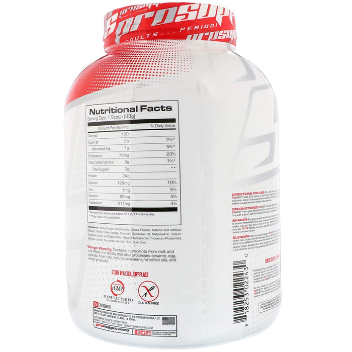 PS-WHEY Protein 2.267 KG