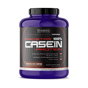 Ultimate Nutrition-Prostar 100% Casein Protein 5 lbs