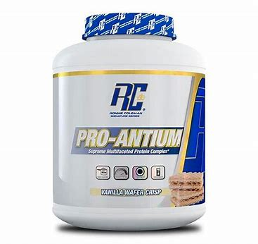 RC (Ronnie Coleman) - Pro-Antium, Protein (5LBS)