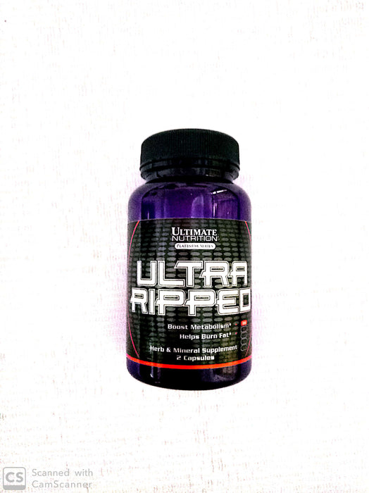 Ultimate Nutrition-Ultra Ripped Fat Burner
