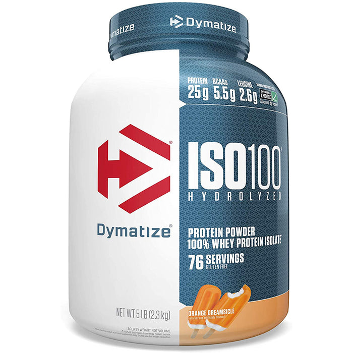 Dymatize ISO-100 Protein (5LBS)