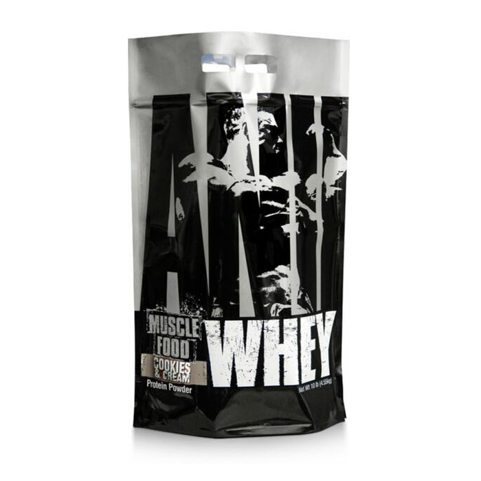 Universal Nutrition, Animal Whey Muscle Food, 10LBS