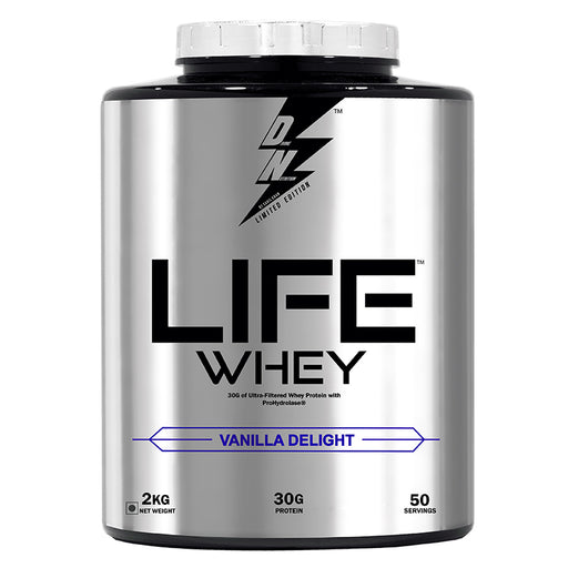 DIVINE NUTRITION LIFE WHEY PROTEIN