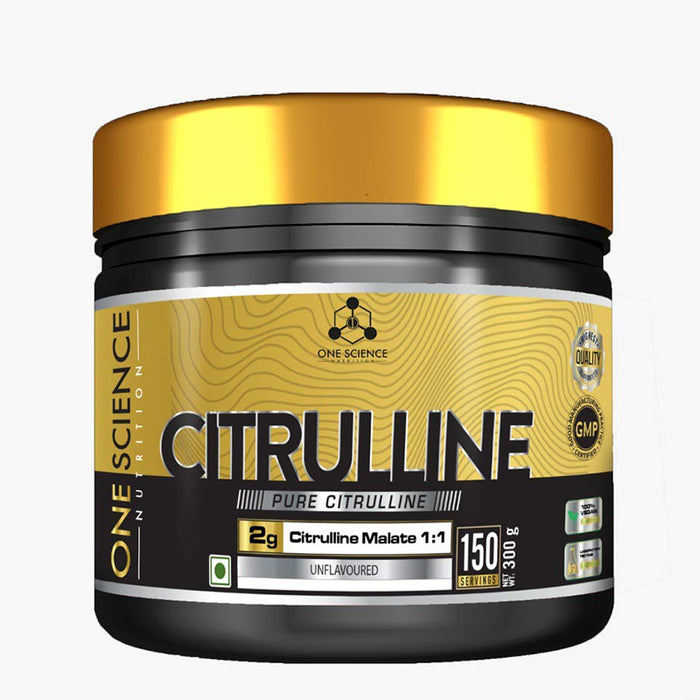 One Science Nutrition Citrulline - 300 grams