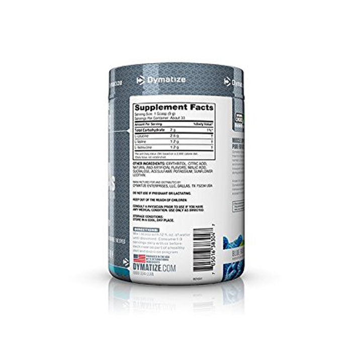 Dyamtize Bcaas Branched Chain Amino Acids, Serving(9g), Net Wt (10.6oz) 300g