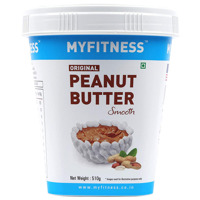 MYFITNESS Original Peanut Butter  510g