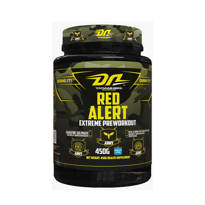 Red Alert Extreme Pre- Workout