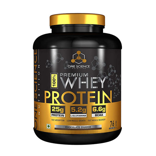 ONE SCIENCE-100%  Premium whey Protein