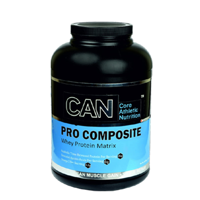 CAN PRO COMPOSITE Protein Whey Matrix (4.45LBS)