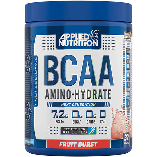 Applied Nutrition BCAA Powder Branched Chain (450g 32 Servings)