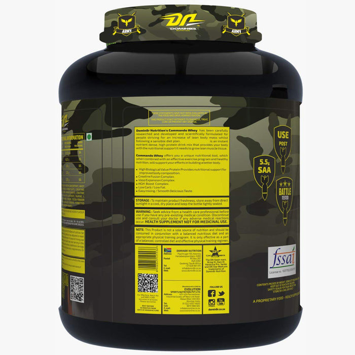 DN-COMMANDO WHEY 4.4LBS