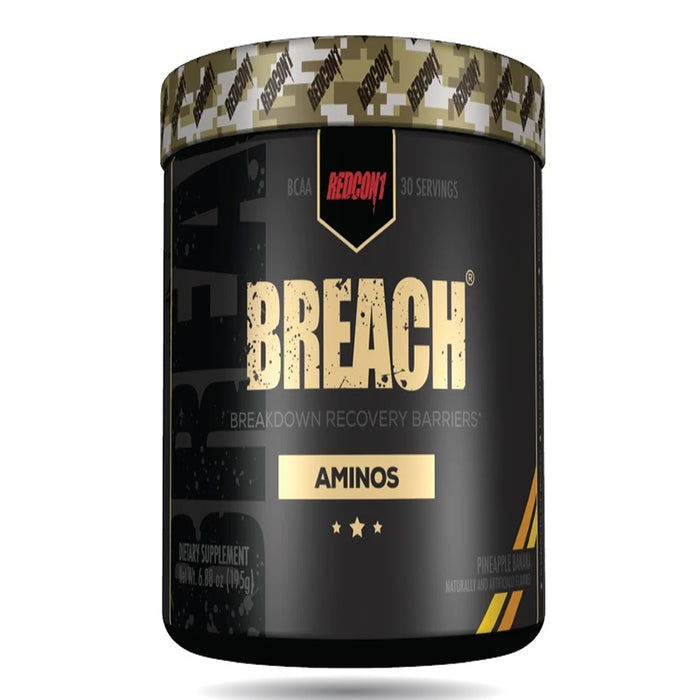 Redcon1 Breach, Branched Chain Amino Acid powder (BCAA)