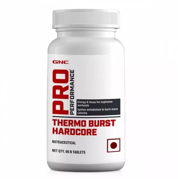 GNC Pro Performance Thermo Burst Hardcore Tablet