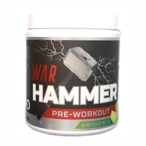 International Protein War Hammer Pre-Workout 360gm