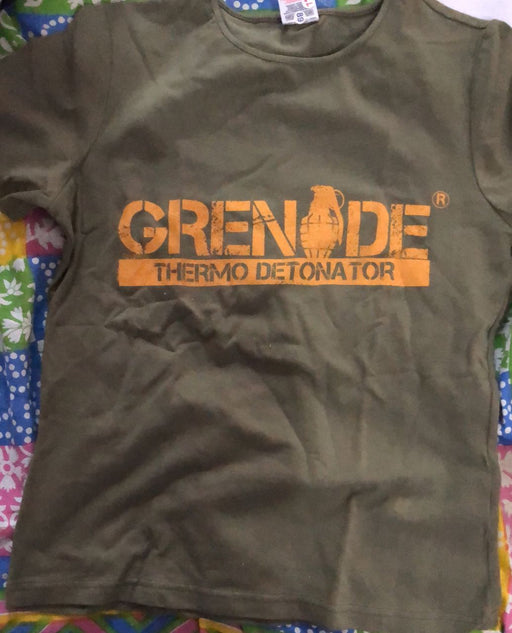 GRENADE T-SHIRT - fitness trends