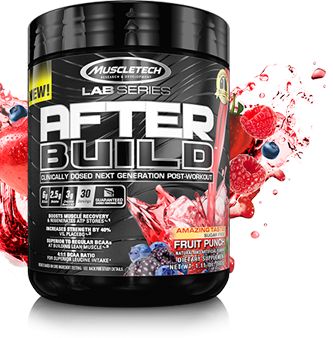 Muscletech After Build 30servings - fitness trends