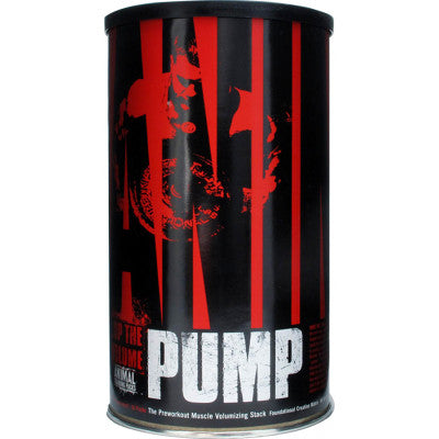 ANIMAL PUMP - 30 Servings
