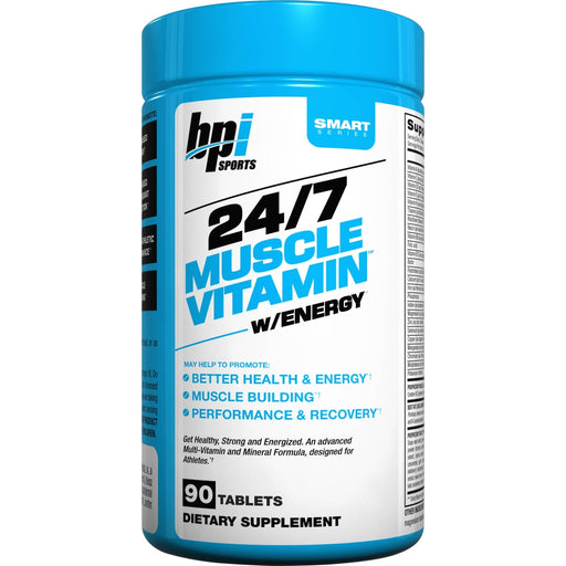 BPI Sports 24/7 Muscle Vitamin - fitness trends
