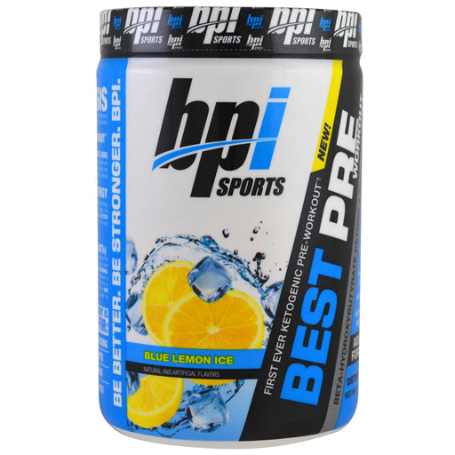 Bpi Sports Best Pre-workout, 315g - fitness trends