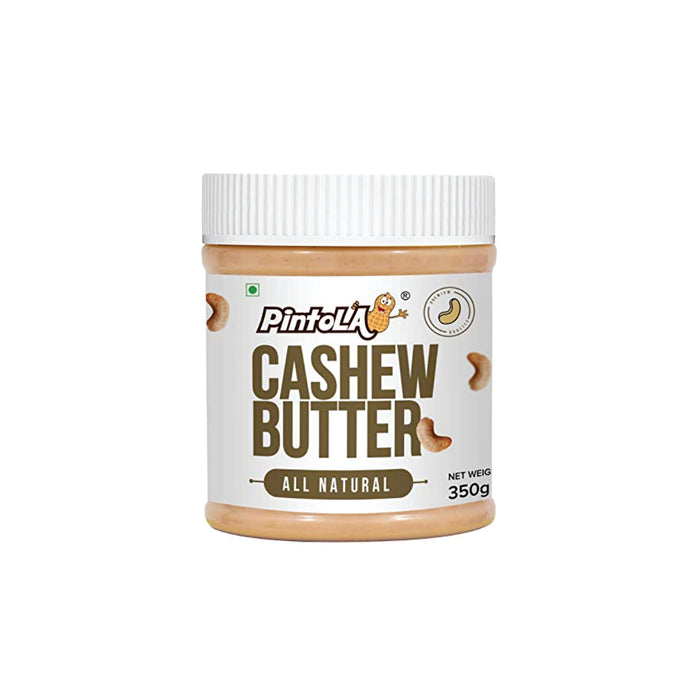 Pintola All Natural Cashew Butter (350g)