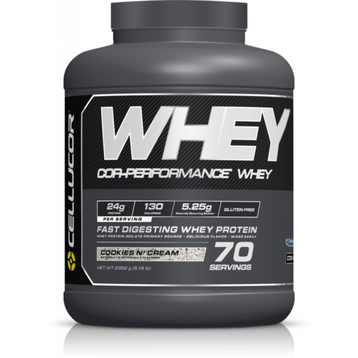 Cellucor Whey - 5.19 Lbs - fitness trends