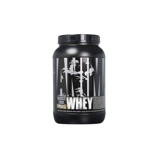 Animal Whey Isolate Loaded, Flavour Chocolate, (Serving 33.7g),