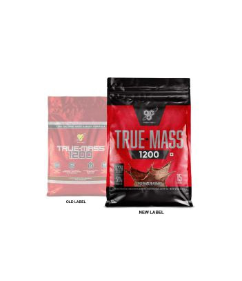 BSN 1200 True Mass,10 Lbs, Serving 15