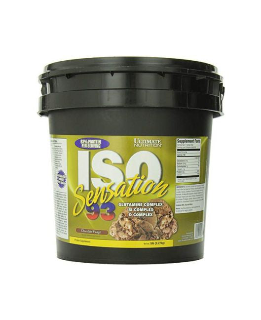 Ultimate Nutrition - ISO Sensation 5 lbs